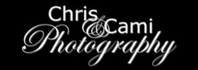 Charleston Photographer - Chris and Cami - Logo